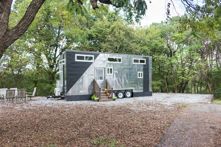 Aviation Inspired Tiny House