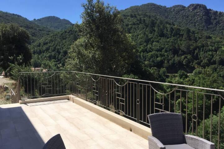 Magnifique Villa à Santa Lucia di Mercuriu
