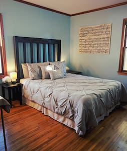 Private room in house 1 mile from Mayo Clinic - Rochester - Ház