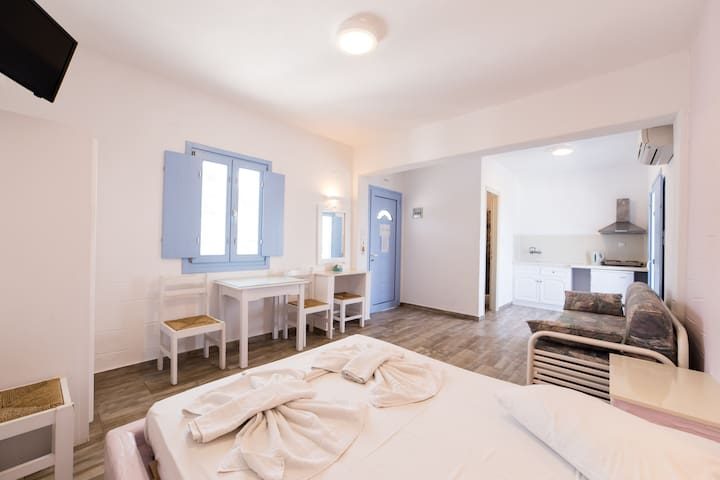 Studio With Panoramic View - Paros - Wohnung