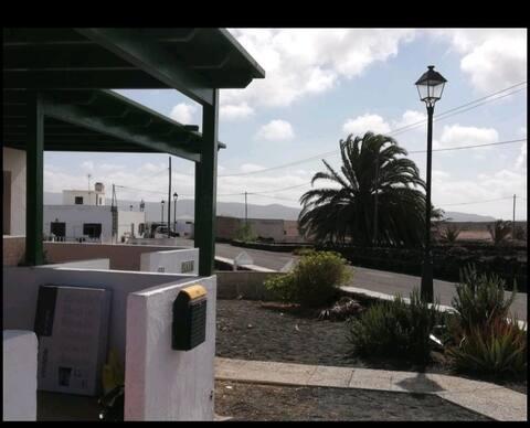 Casa A. Reyes, Muñique naturaleza rural viva.