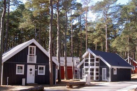 Strandpark Baabe Haus 247 - Baabe