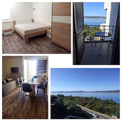 Modern apartment in the centre of Crikvenica