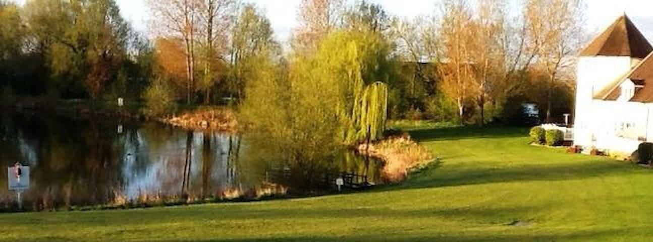 *Luxury Dog Friendly Lakeside Home* - Gloucestershire - Hus
