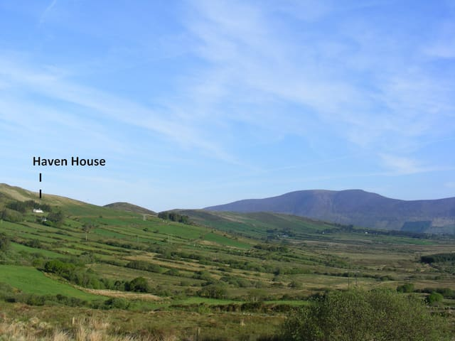 Haven House, Coars, Cahersiveen, Co. Kerry