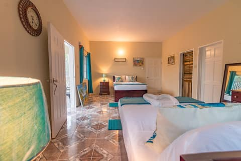Home away from Home in Negril  that sleeps 4