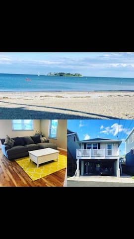 Cute 2 bed 1 bath beach house