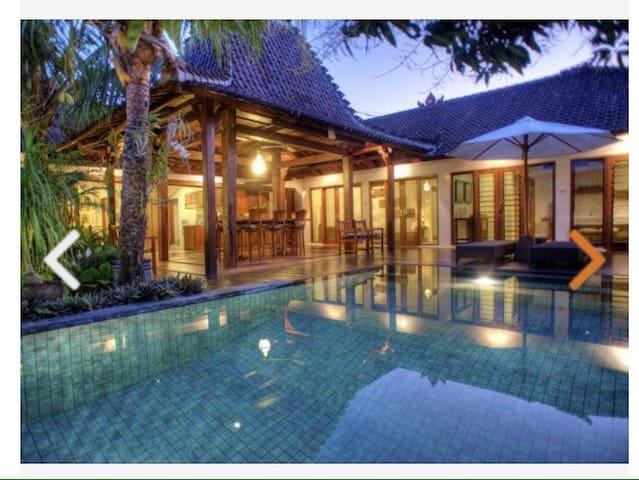 Villa Baswara 2BR - Badung - Casa