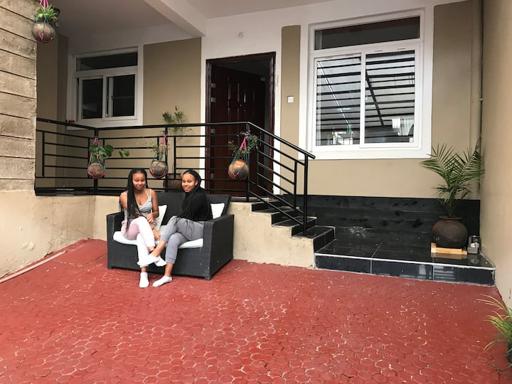 MORDEN,COMFORTABLE FAMILY HOME @ MILIMANI NAKURU