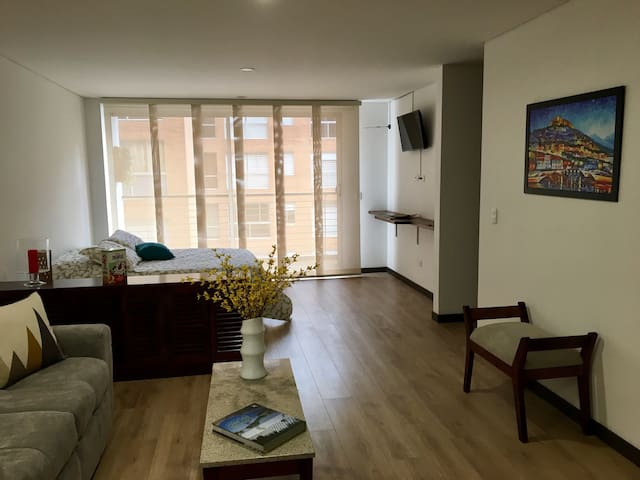 Cozy loft well located for you - Bogotá