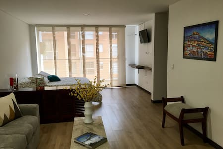 Cozy loft well located for you - Bogotá - Apartamento