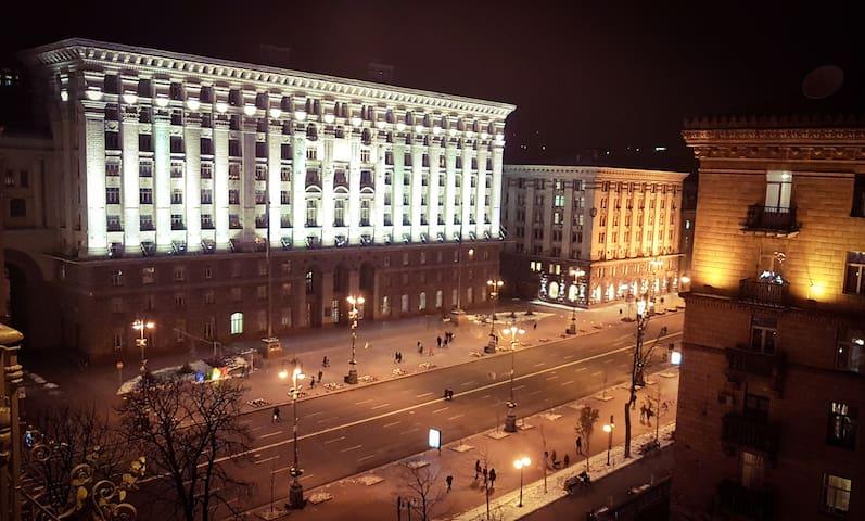 Kyiv Khreschatyk 2Rooms VIP Apartment