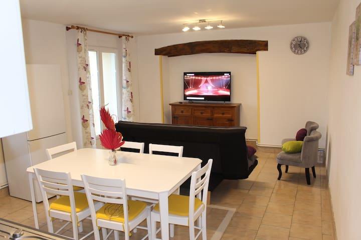 Beau Appartement rénové en Périgord - Monestier - Appartement