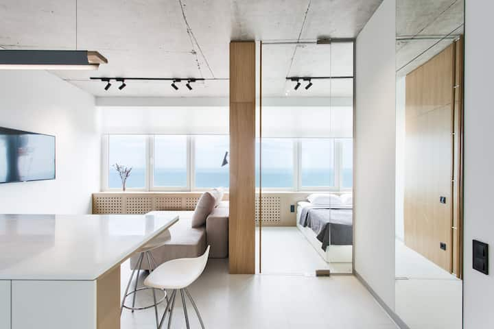 Sea&Sky Studio Apartment