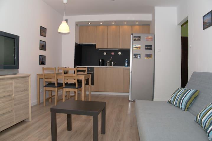Komfortowe mieszkanie w spokojnej dzielnicy. - Gdańsk - Apartamento