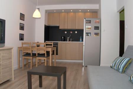 Komfortowe mieszkanie w spokojnej dzielnicy. - Wohnung