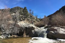 Slide Rock hike
