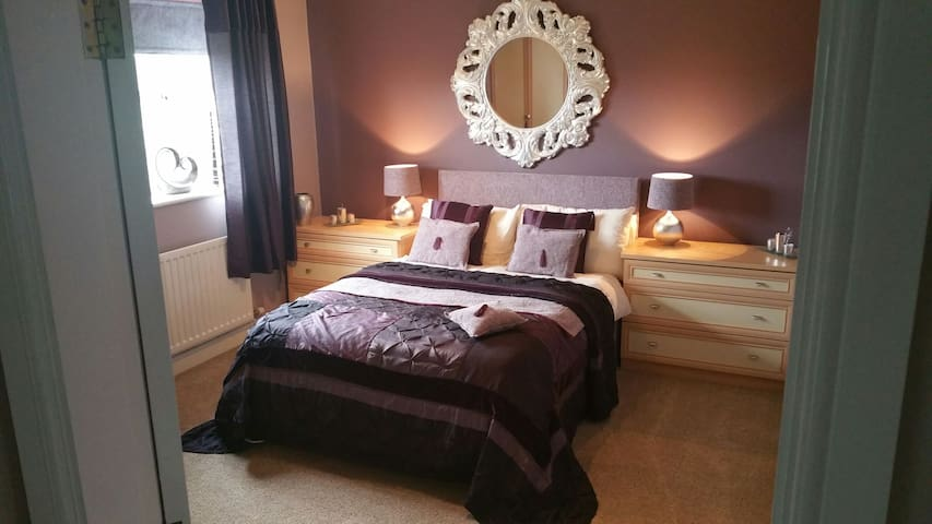 Beautiful spacious double room - Sherburn in Elmet - House