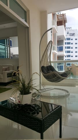 2 bedroom Apartment, free wifi near to Downtown Ce