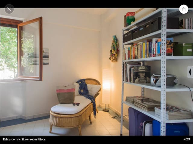 In Conero park, double and baby bed - Sirolo - House