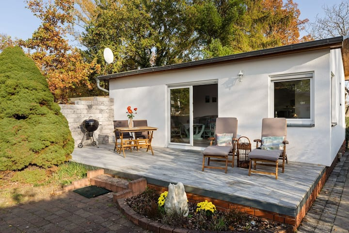 Cozy Bungalow in Werder with Garden