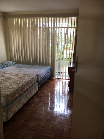 Light, airy, spacious and tranquil double room