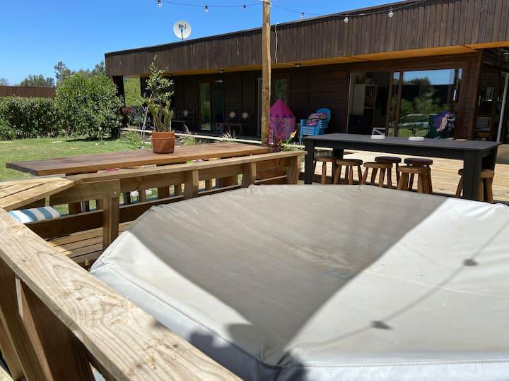 Rapel full relax sector Punta Verde (en condominio
