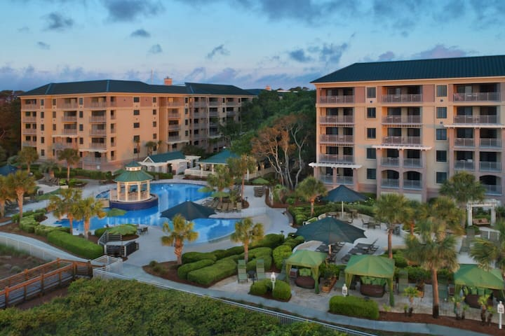 Marriott's Barony Beach Club Resort - 2 Bed/2 Bath