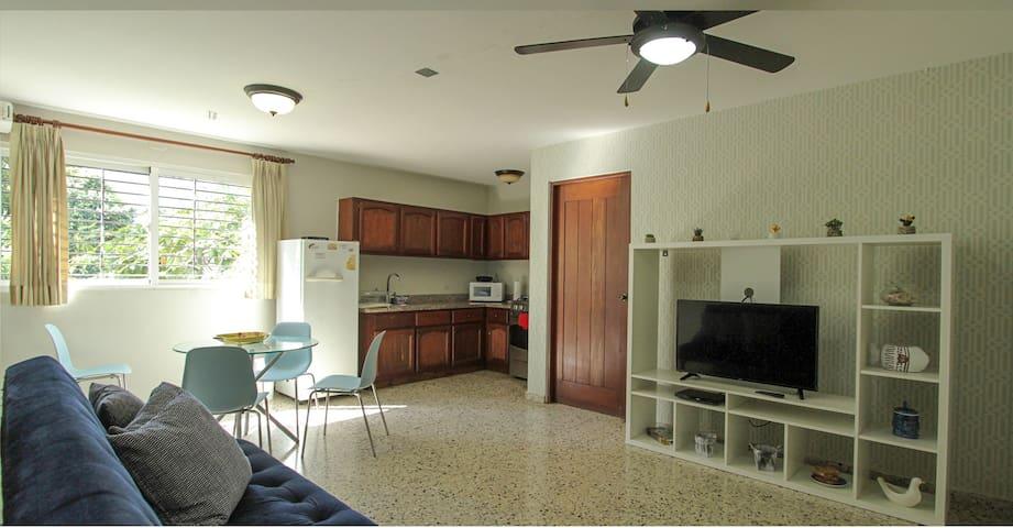 Cozy apartment in the heart of the Santo Domingo