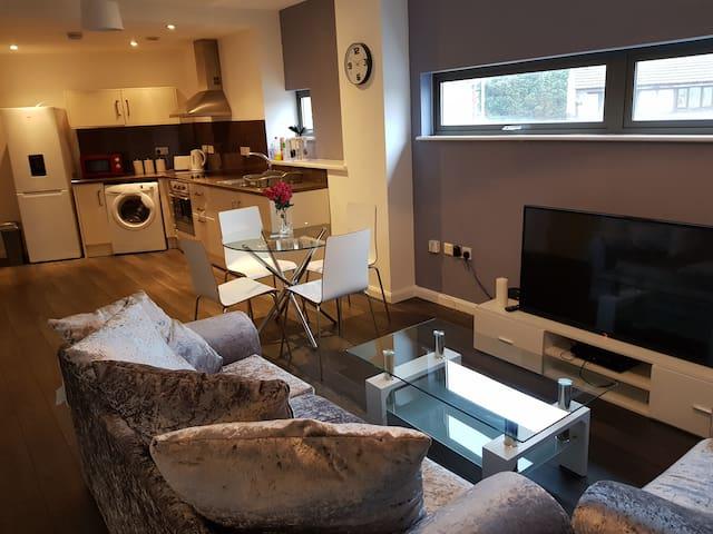 Manchester Luxury Apartment