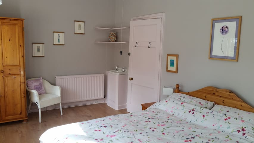 Double/twin room - close to city centre