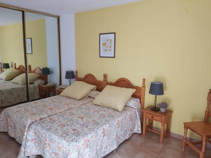 Hotel Villanueva - Doble dos Camas ( Posib supletoria) - Tarifa estandar