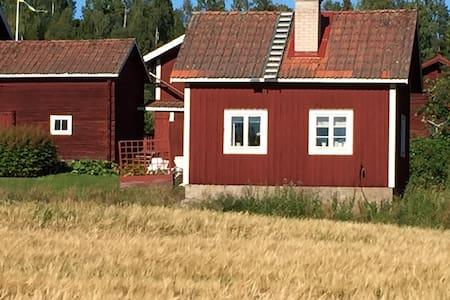 Cottage in the very beautiful village Ullvi - Leksand - Rumah Tamu