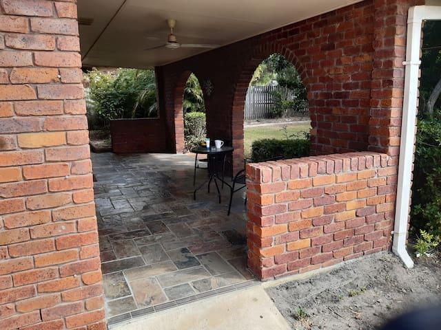 Kawungan garden corner room 1