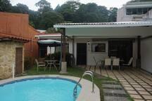 Casa en Punta Leona para 8 personas