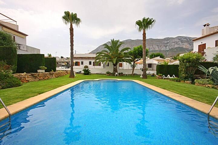 """Casa """"Valle del Sol"""" - Denia (Colina San Nicolas)"""