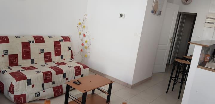 Appartement Meublé chez catherine