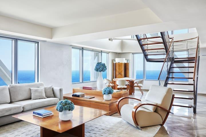 Hotel Arts Barcelona -Two Bedroom Penthouse