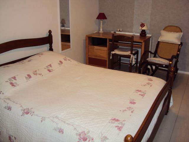 Chambre idéal voyageur ou etudiant - Rumilly - Apartment