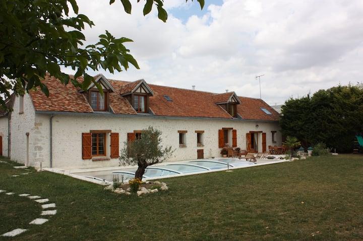 """Maison meublée """"La GRANGE"""""""