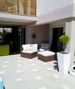 Croatian Haven 5 Star Apartment with POOL and BBQ. - Križ