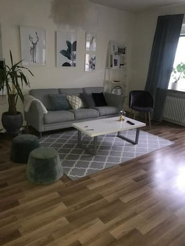 Appartment in central Kristianstad