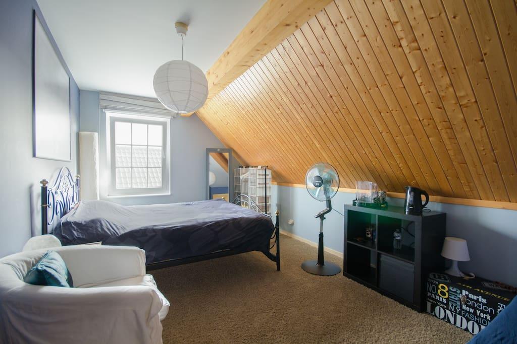 Bedroom (3p)