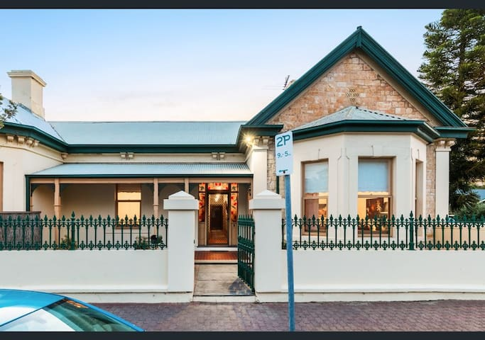 Gorgeous Victorian Home Away From Home - 1 Queen