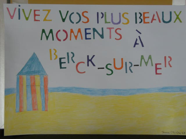 Share what we are  - Berck - Casa