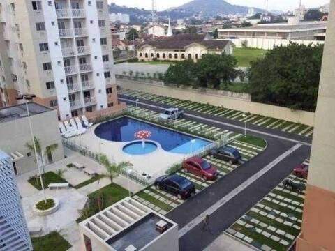 Excelente apartamento perto da ponte Rio-Niterói