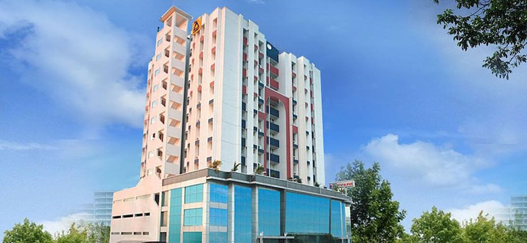 """""""Cozy Stay"""" @ Asset Summit, Kalamassery, Kochi"""