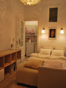 Beautiful New Studio Apt, 5-10 min. to Main Square - Krakau - Wohnung