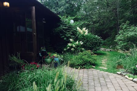 Woodland Serenity in Garrison, NY - 加里森(Garrison)