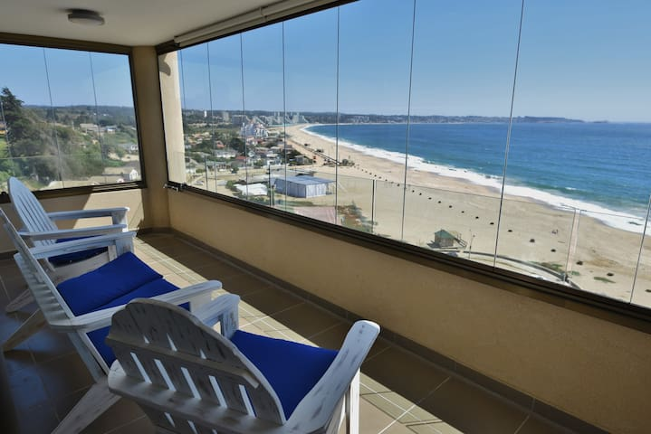 Spectacular View from Oceanside Terrace